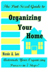 Nicole A. Lee - The Pint-Sized Guide to Organizing Your Home grafismos