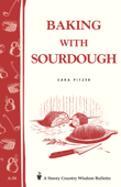 Baking with Sourdough Book Cover