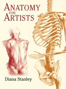 Anatomy for Artists Cover Book