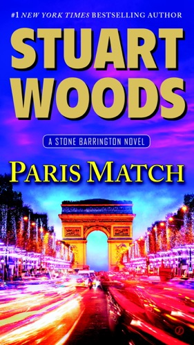 Stuart Woods - Paris Match