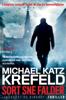 Michael Katz Krefeld - Sort sne falder artwork
