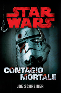 Star Wars Contagio Mortale Copertina del libro
