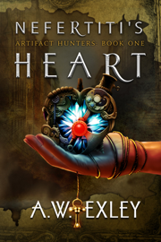 Nefertiti's Heart book