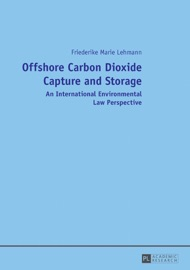 Offshore Carbon Dioxide Capture And Storage