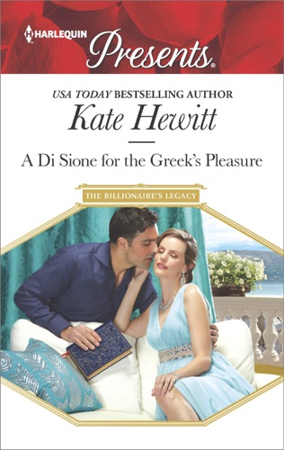 Kate Hewitt - A Di Sione for the Greek's Pleasure
