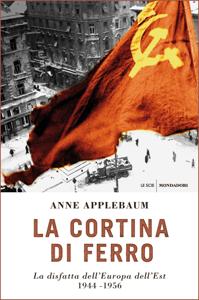 La cortina di ferro Copertina del libro
