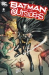 Batman And The Outsiders 2007- 8