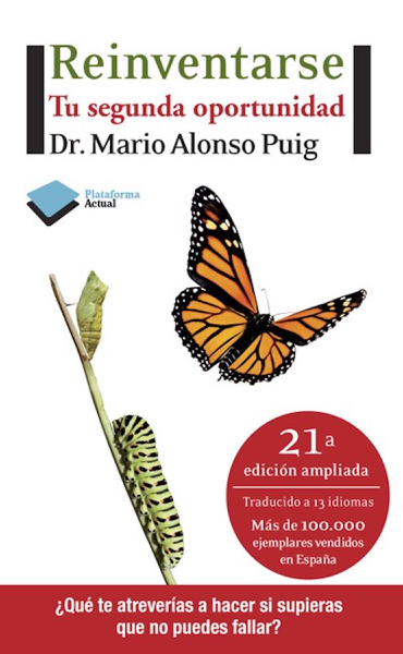 Reinventarse by Dr. Mario Alonso Puig
