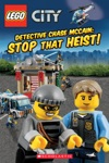 LEGO City Detective Chase McCain Stop That Heist