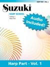 Suzuki Harp School - Volume 1