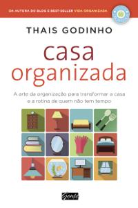 Casa Organizada Capa de livro
