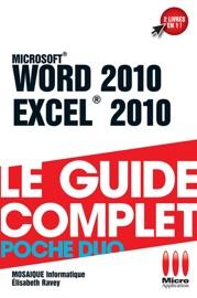 Word 2010 et Excel 2010 - Mosaïque Informatique
