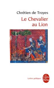 Le Chevalier au Lion La couverture du livre martien