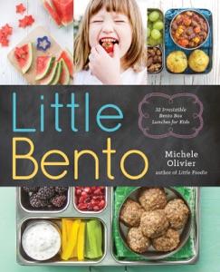 Little Bento Book Cover