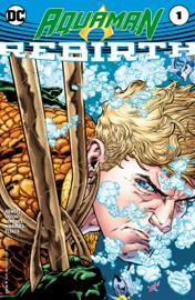 Aquaman: Rebirth (2016) #1 book