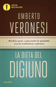 La dieta del digiuno Copertina del libro