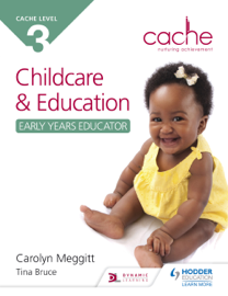 CACHE Level 3 Child Care and Education (Early Years Educator) book