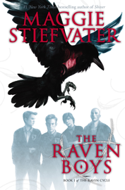 The Raven Boys (The Raven Cycle, Book 1) book