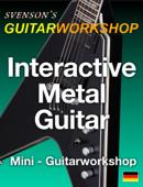 Interactive Metal Guitar