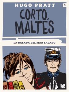 Corto Maltés - La balada del mar salado Book Cover