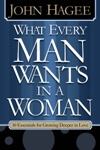 What Every Woman Wants In A ManWhat Every Man Wants In A Woman