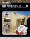 30 CFR MSHA MetalNon-Metal Mining Regulations Parts 40-199