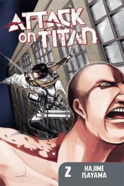Attack on Titan Volume 2 book