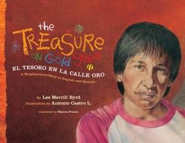 The Treasure On Gold Street El Tesoro En La Calle D Oro