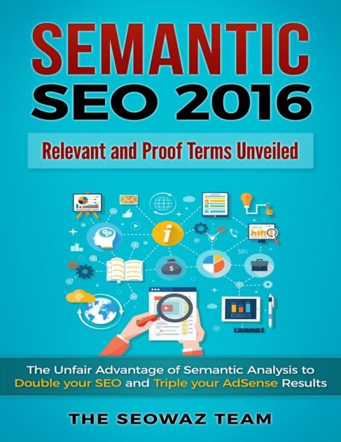 Semantic Seo 2016 By Seowaz On Apple Books