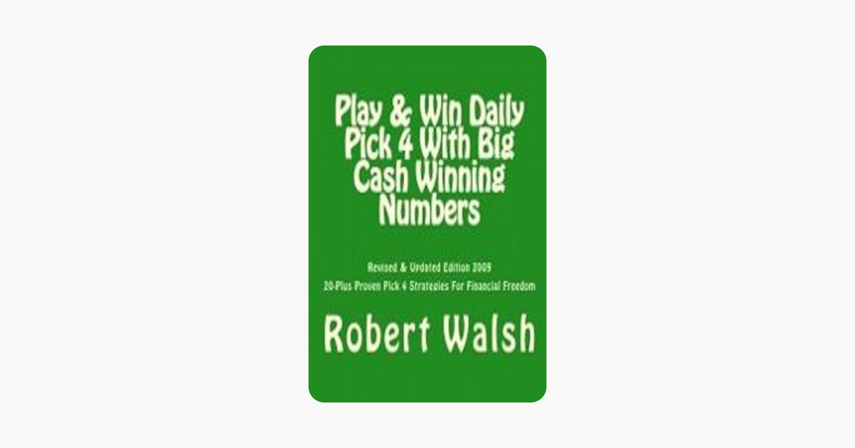 Play & Win Daily Pick 4 With Big Mega Cash Winning Numbers