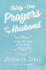 Thirty-One Prayers for My Husband book