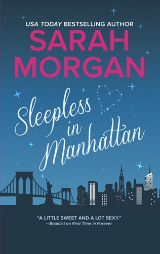 Sarah Morgan - Sleepless in Manhattan