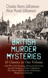 BRITISH MURDER MYSTERIES