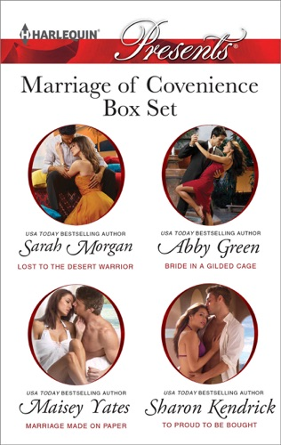 Sarah Morgan, Maisey Yates, Abby Green & Sharon Kendrick - Marriage of Convenience Box Set