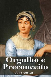 Orgulho e Preconceito Book Cover