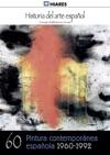 Pintura Espaola Contempornea 1960 - 1992