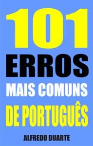 101 Erros mais comuns de português Book Cover