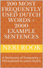 Neri Rook - 200 Most Frequently Used Dutch Words + 2000 Example Sentences: A Dictionary of Frequency + Phrasebook to Learn Dutch ilustración