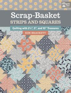 Scrap-Basket Strips and Squares Copertina del libro