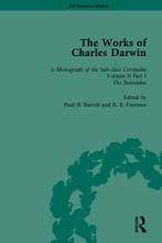 The Works Of Charles Darwin: Vol 12: A Monograph On The Sub-Class Cirripedia (1854), Vol II, Part 1