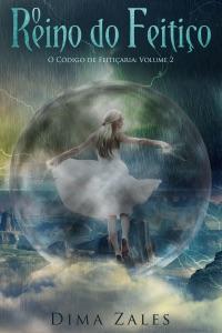 O Reino do Feitiço (O Código de Feitiçaria: Volume 2) Book Cover