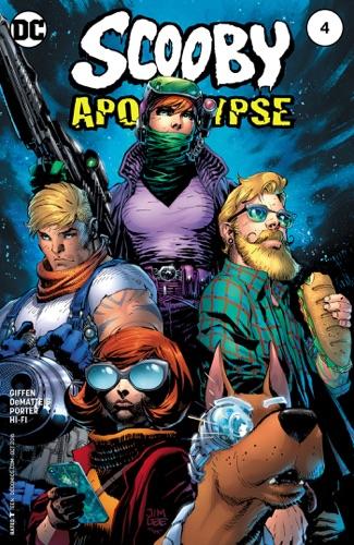 Scooby Apocalypse (2016-) #4 - Jim Lee, Keith Giffen, J.M. DeMatteis & Howard Porter - Jim Lee, Keith Giffen, J.M. DeMatteis & Howard Porter
