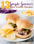13 Summer Slow Cooker Recipes