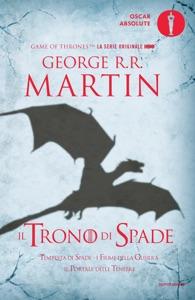 Il trono di spade 3. Tempesta di spade, I fiumi della guerra, Il portale delle tenebre. Book Cover