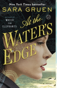 At the Water's Edge Book Cover