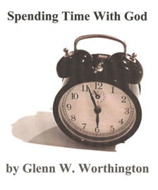 Spending Time With God book