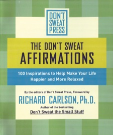The Don't Sweat Affirmations PDF Download