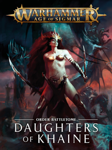 Battletome: Daughters of Khaine ebook