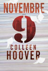 9 novembre Copertina del libro