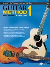 Belwin's 21st Century Guitar Method 1 With Audio (2nd Edition)